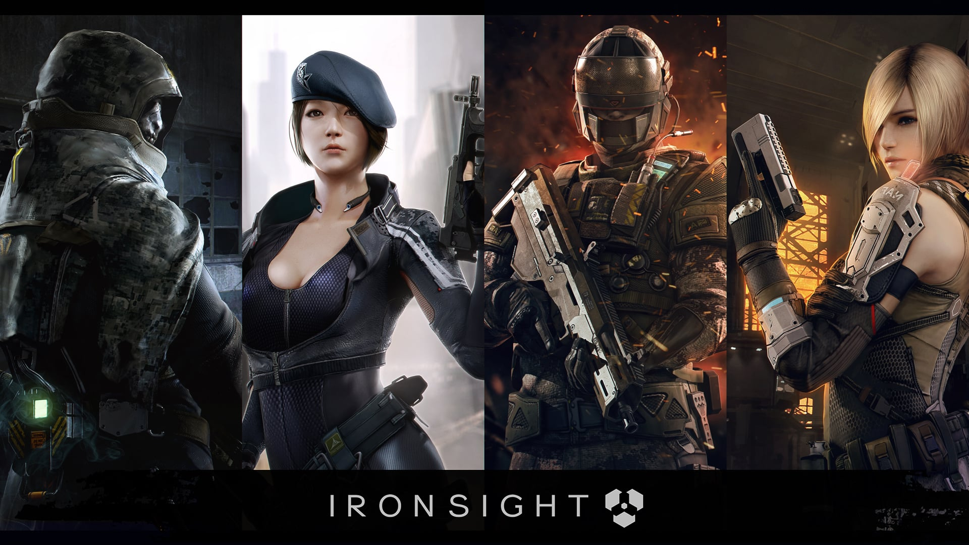 Ironsight Cover