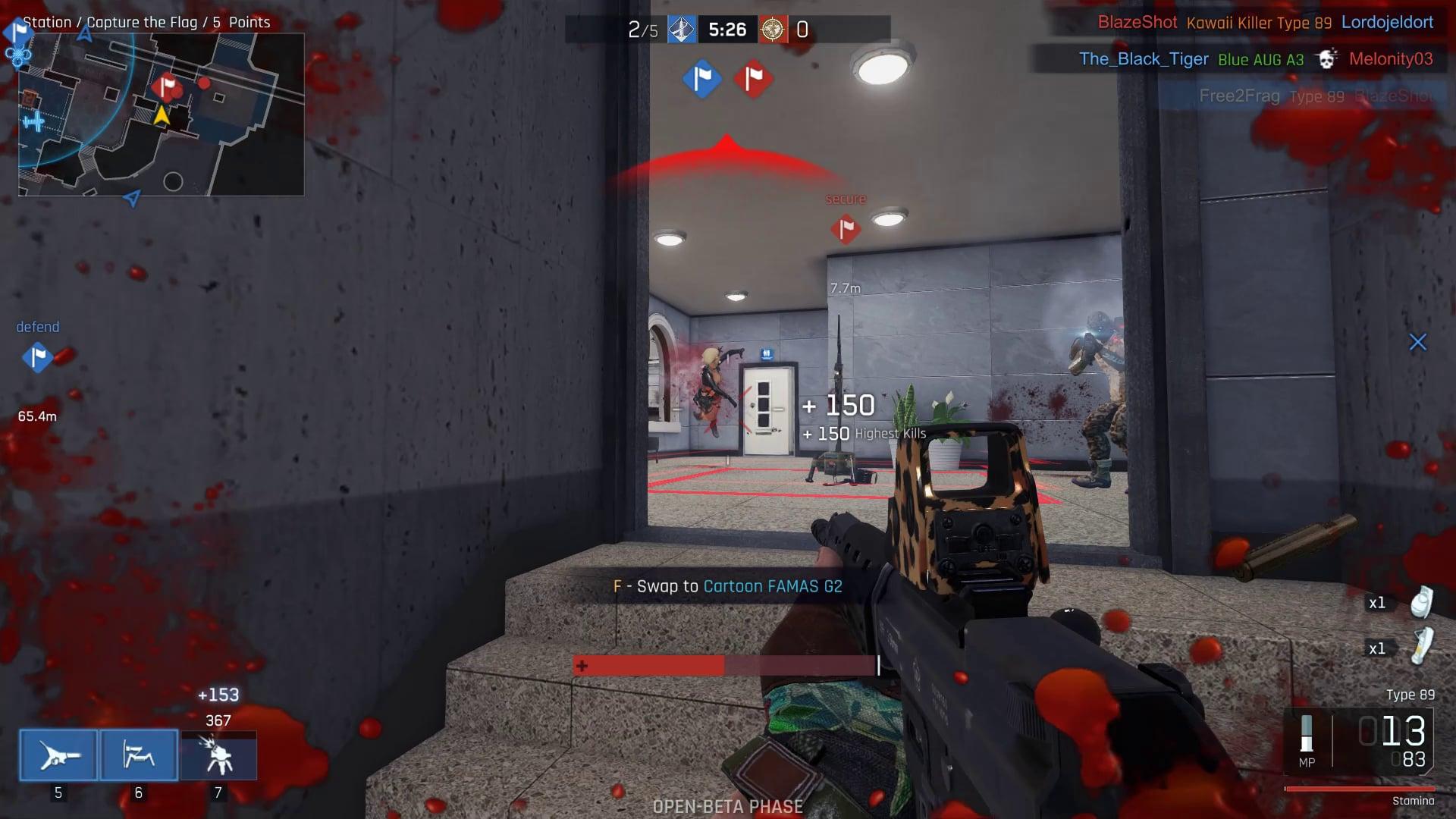 Ironsight Kill 1