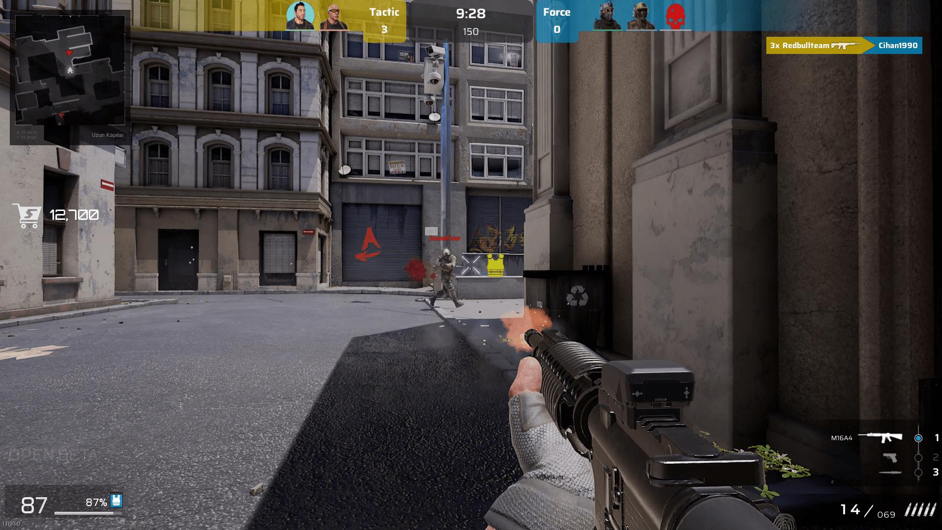 Sabotaj M16A4 Weapon