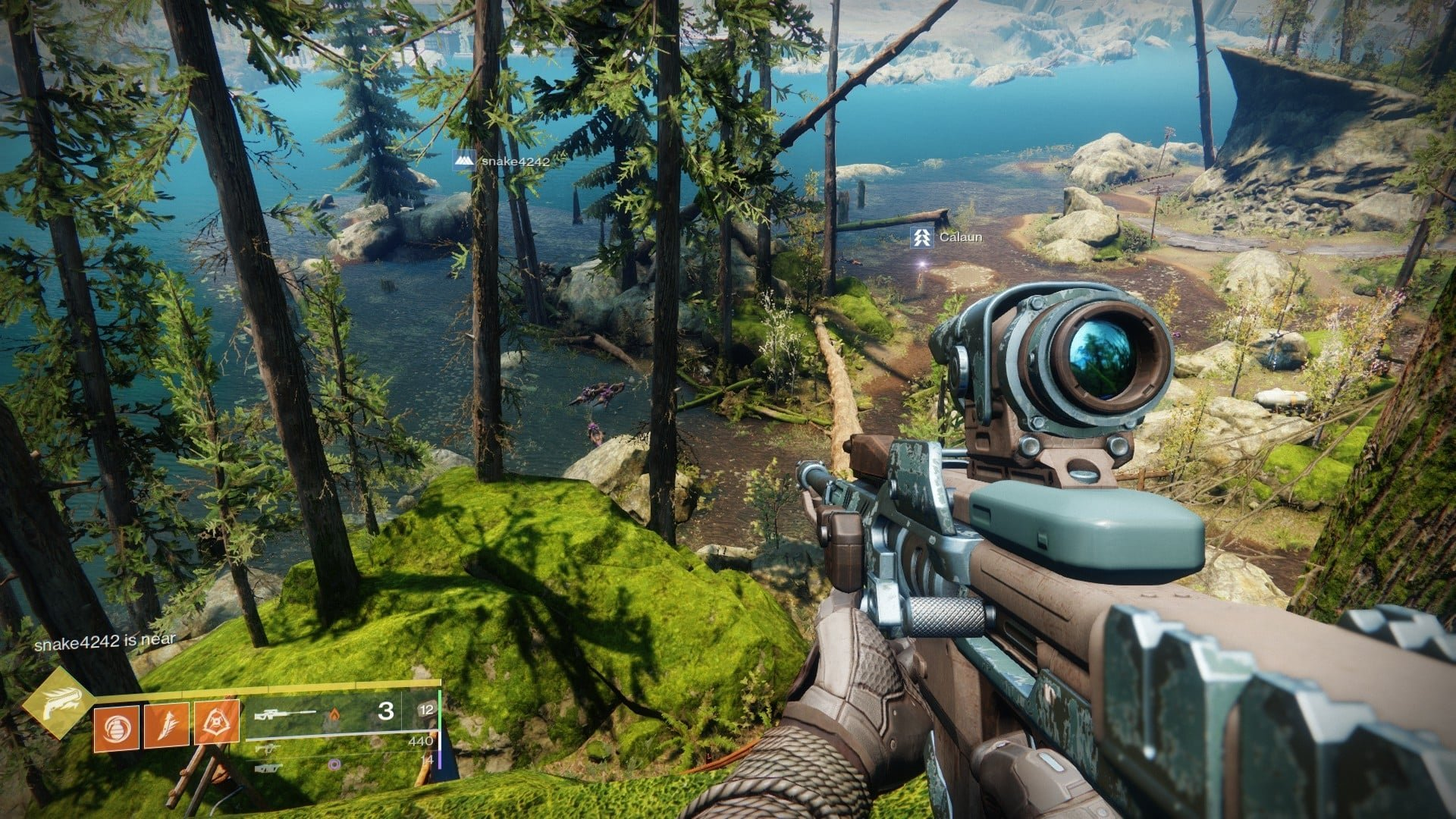 Destiny 2 New Light Sniper