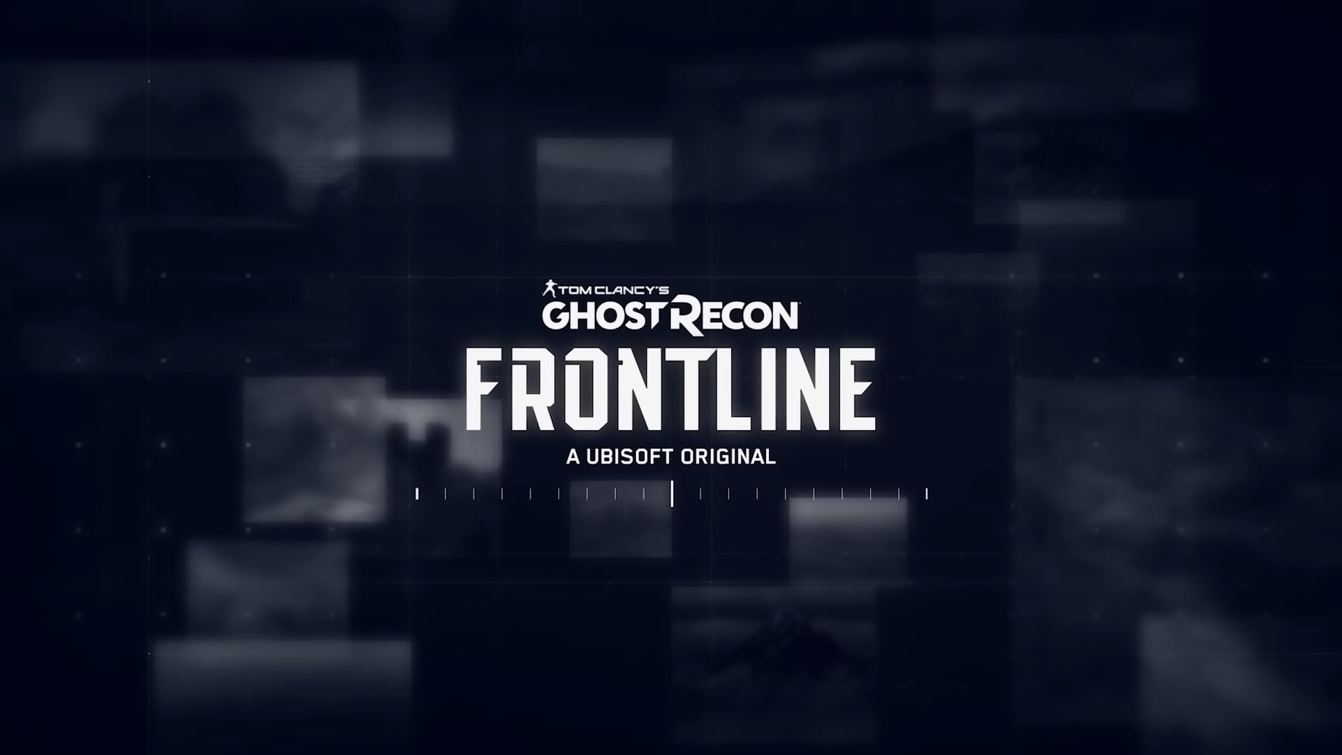 Ghost Recon Frontline Cover