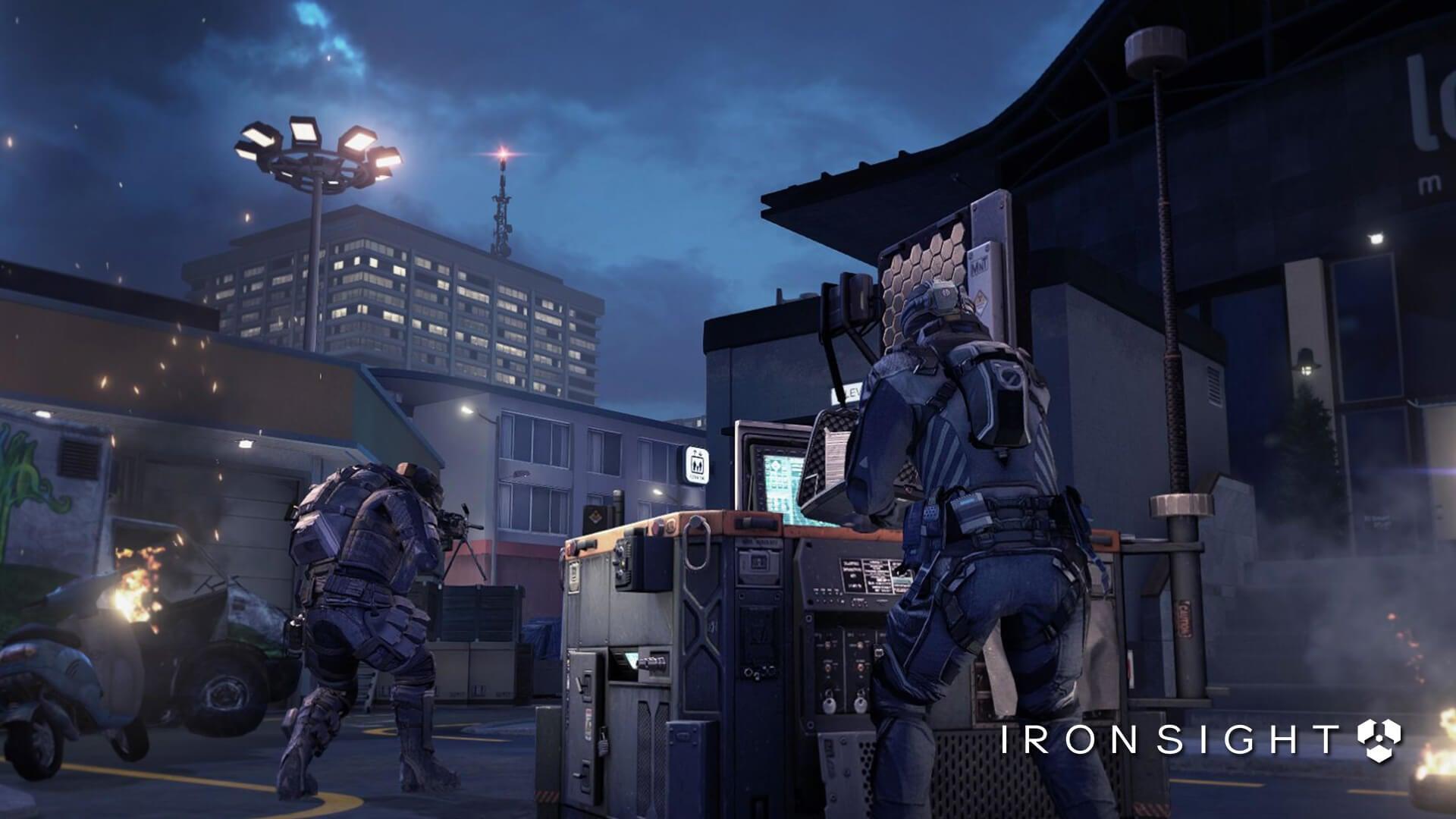 Ironsight Gameplay Screenshot