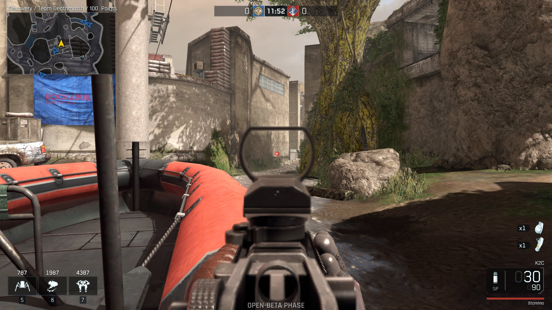 Ironsight Discovery