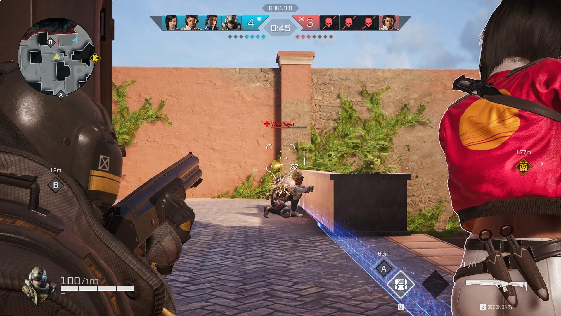 Rogue Company Gameplay Anvil Shotgun