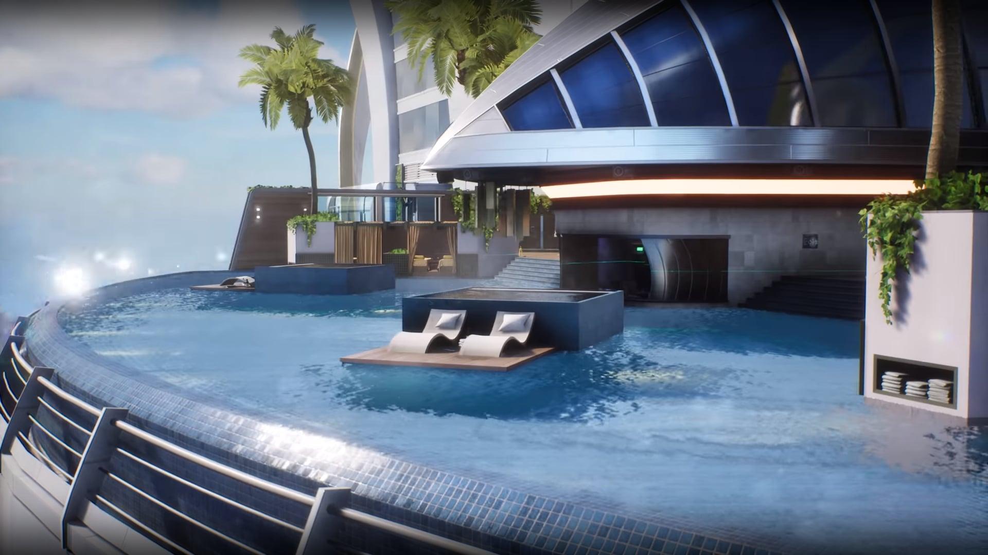 Rogue Company Pool