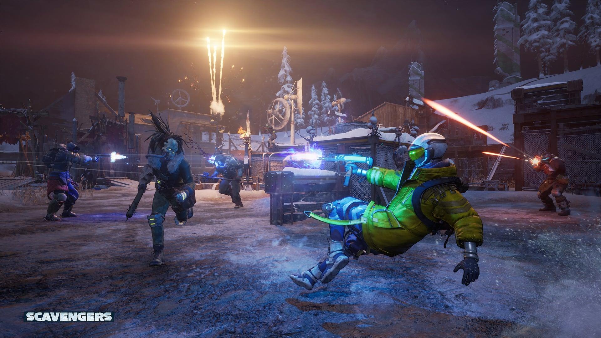 Scavengers Gameplay Screenshot Mutant