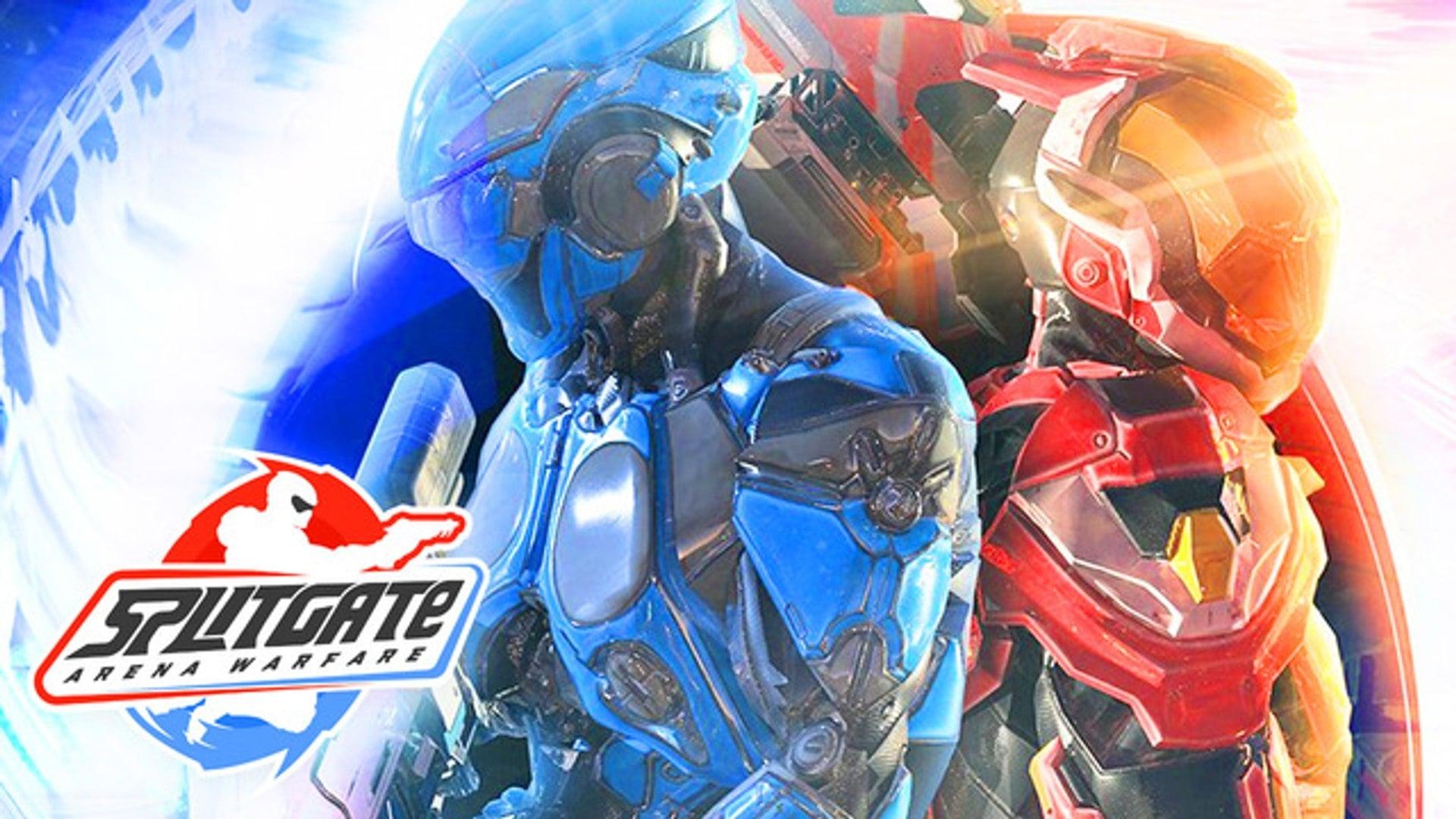Splitgate Arena Cover