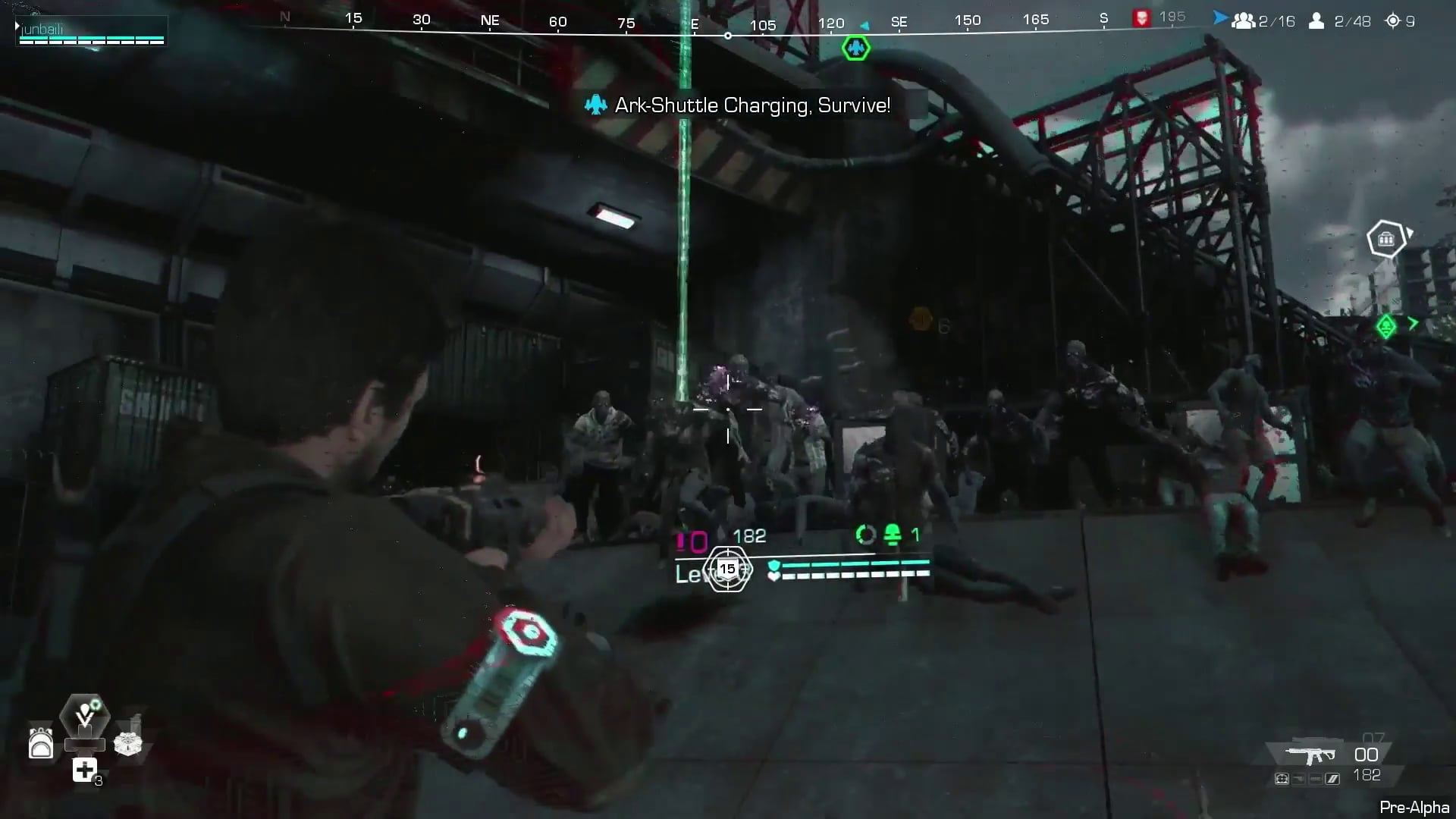Synced Off Planet Gameplay Nanos