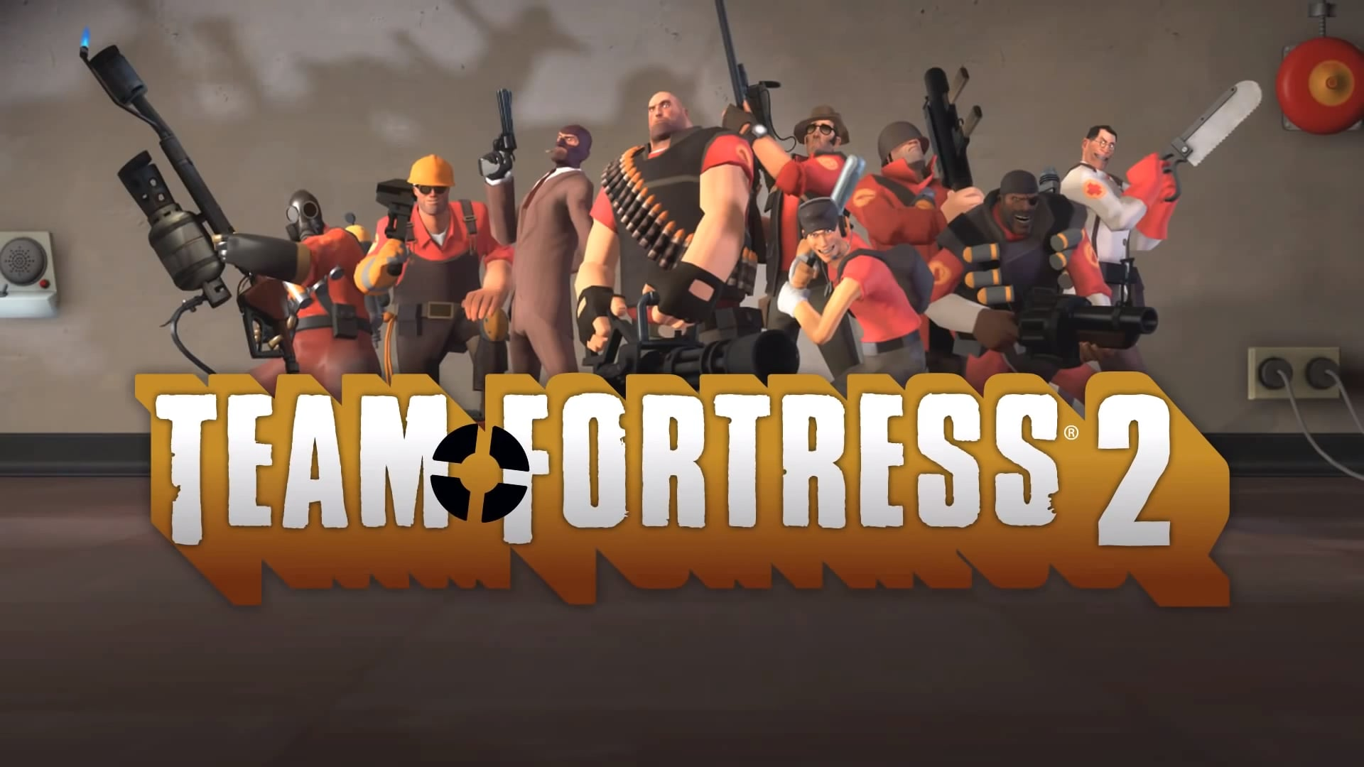 Team Fortress 2 Cover